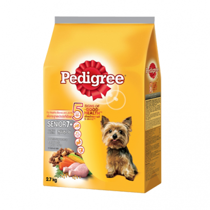 Pedigree Small Breeds Senior 7+ (2.7 kg)