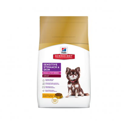 Hill's Science Diet Adult Sensitive Stomach & Skin Small & Toy Breed (1.8 kg)