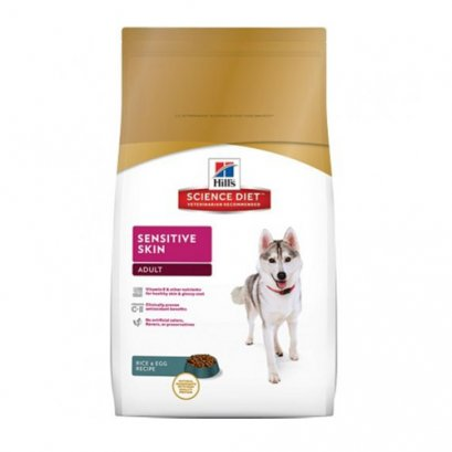 Hill's Science Diet Adult 1-6 Sensitive Skin (12 kg.)