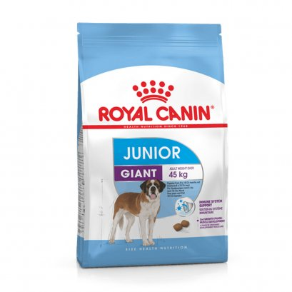 Royal Canin Giant Junior 15 kg.