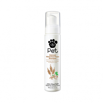 JohnPaulPet_oatmeal_waterless_shampoo