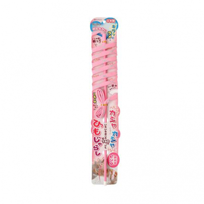 PETZ ROUTE Cats Toy String Pink (3 pcs.)