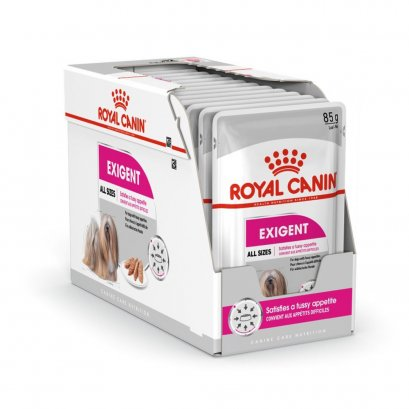 Royal Canin Dog Wet Food Exigent