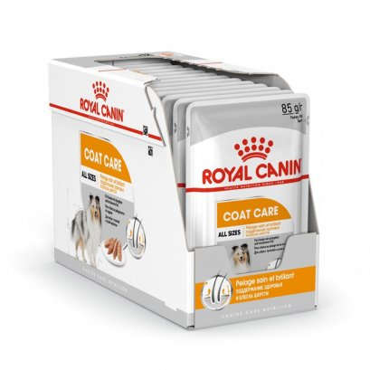Royal Canin Dog Wet Food Coat Care