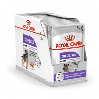 Royal Canin Dog Wet Food Sterilised Care