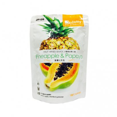 Jolly Dried Pineapple & Papaya Snack (30 g.)