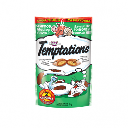 Whiskas Temptations Seafood Medley Flavour (85 g.)
