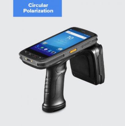 C72UHF RFID Reader เครื่องอ่าน RFID แบบพกพา