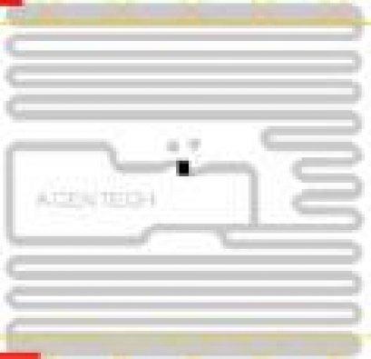 RFID inlay tag UHF Alien H4
