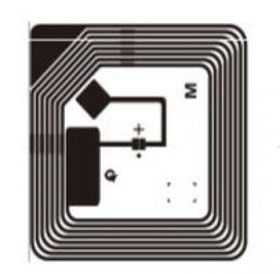 RFID HF wet inlay Mifare UL, 45*45mm