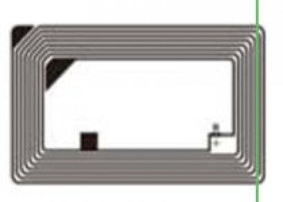 RFID HF wet inlay Mifare1K NXP