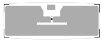 RFID Label 120*60mm