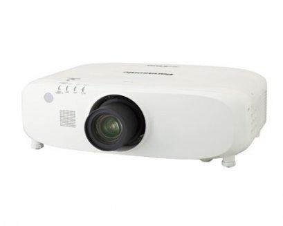 โปรเจคเตอร์ Panasonic PT-EX800T 8500 lumen Resolution: 1024 x 768 (XGA) contrast 5000:1