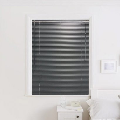 PVC Blinds 120x130 Grey