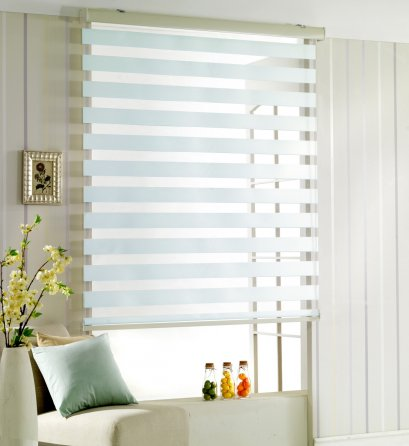Combi Blinds Blue