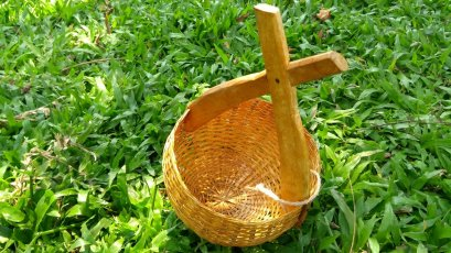 Thai Tradition Water Scoop