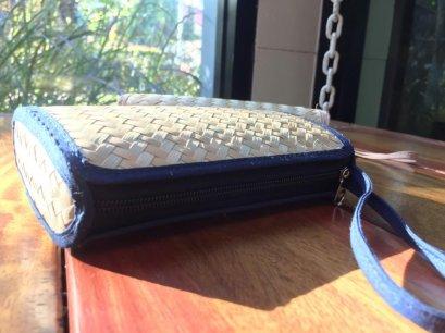 Handbag wikerwork