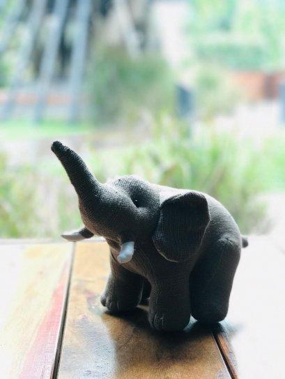 ตุ๊กตาผ้าฝ้าย - ช้าง