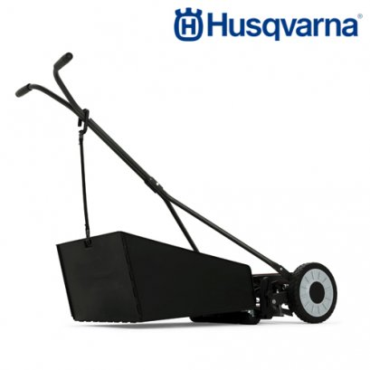 HUSQVARNA GRASS COLLECTOR FOR MANUAL LAWN MOWERS