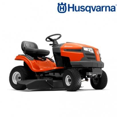 Husqvarna รถตัดหญ้านั่งขับ รุ่น TC 138L