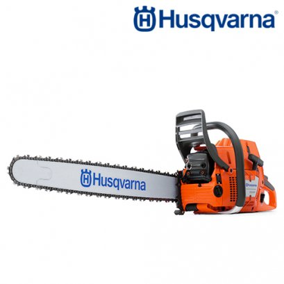 """HUSQVARNA CHAINSAW 390XP / BAR 28"""", 6.5HP (Petrol)"""