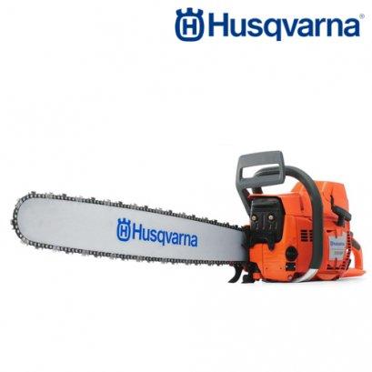 """HUSQVARNA CHAINSAW 395XP / BAR 30"""", 7.1HP (Petrol)"""