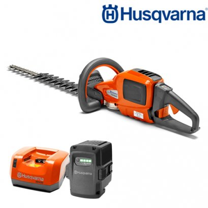 HUSQVARNA HEDGE TRIMMER BATTERY 536LIHD60x INCLUDING BATTERY AND CHARGER