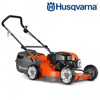 Husqvarna รถตัดหญ้าเดินตาม LC19A Pro