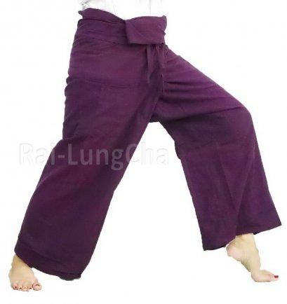 สีม่วงเปลือกมังคุด (Dark Purple)
