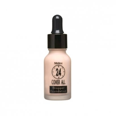 Mistine 24 Cover All Dropper Foundation 13 ml.