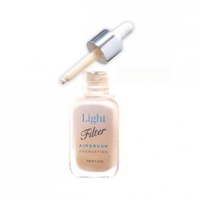 Mistine Light Filter Airbrush Foundation SPF 30 PA+++ 20 ml.