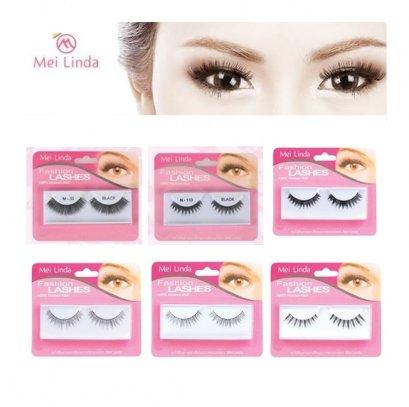 ขนตาปลอม Meilinda Fashion Lashes