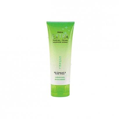 Mistine Extra Oil Control and Acne Facial Foam 85 g.