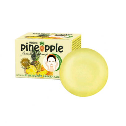 Mistine Pineapple Facial Mask Soap 34 g.