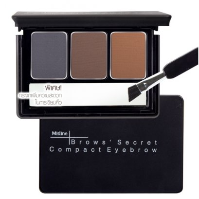 Mistine Brows' Secret Compact Eyebrow
