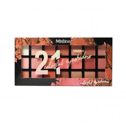 Mistine 21 Colorful Eyeshadow 19 g.