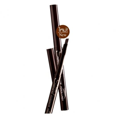 Mistine Smart Eyebrow Pencil Liner
