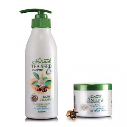 Mistine Natural Tea Seed Hair Series