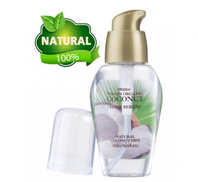 Mistine Virgin Organic Coconut Hair Serum 35 ml.
