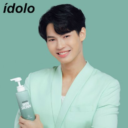 Mistine idolo Win Skinn Body Lotion 400 ml.