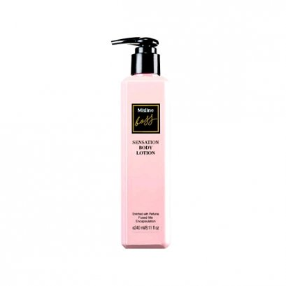 โลชั่นน้ำหอม Mistine Boss Sensation Body Lotion 240 ml.