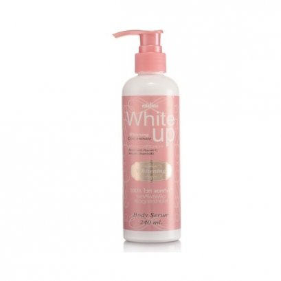 Mistine White Up Whitening Concentrate Body Serum 240 ml.