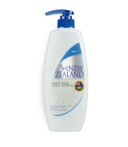 Mistine New Zealand Sheep Milk Body Lotion 600 ml.