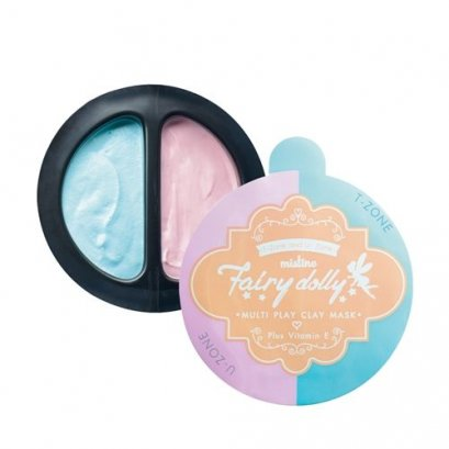 Mistine Fairy Dolly Multi Play Clay Mask 5+5 g.