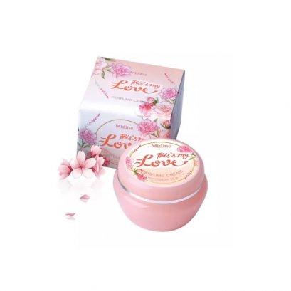 Mistine This's My Love Perfume Cream 10 g.