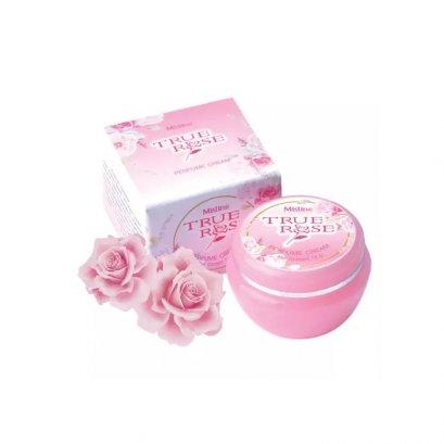 Mistine True Rose Perfume Cream 10 g.