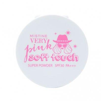 Mistine Very Pink Soft Touch Super Powder SPF 30 PA+++ 5 g.