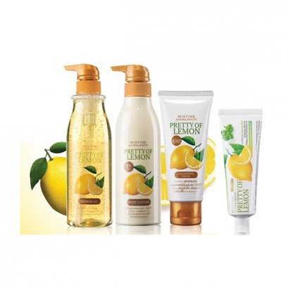Mistine Natural Beauty Pretty of Lemon Series