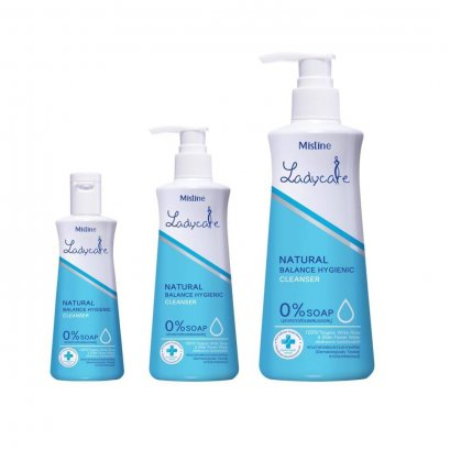 Mistine Lady Care Natural Balance Hygienic Cleanser