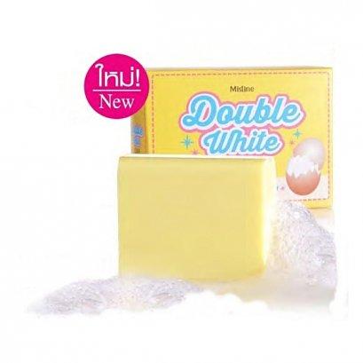 Mistine Double White Soap 70 g.